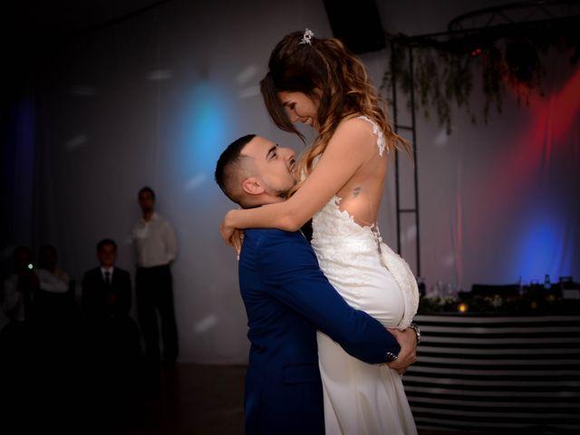 El casamiento de Anto y Martín