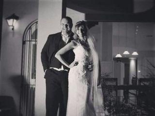 El casamiento de Andrea y Martín  1