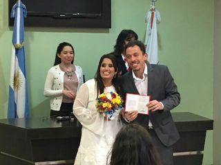 El casamiento de Romina y Nicolás 1