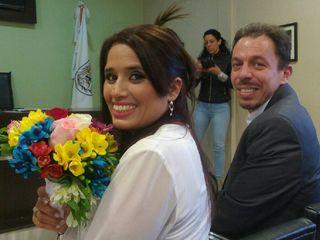 El casamiento de Romina y Nicolás