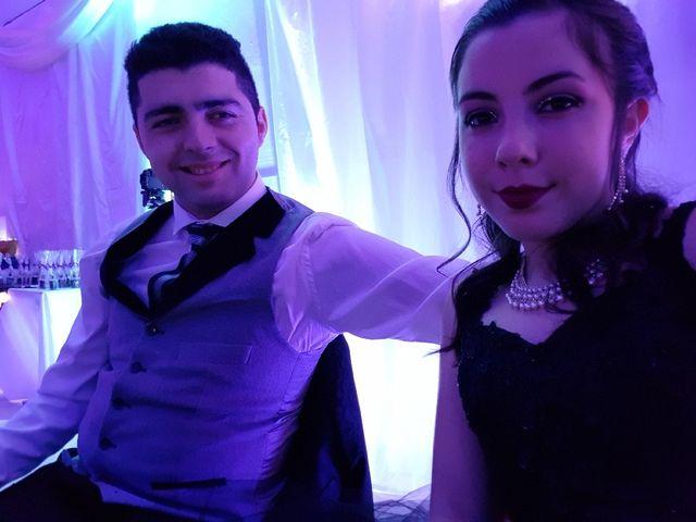 El casamiento de Brii y Maciel