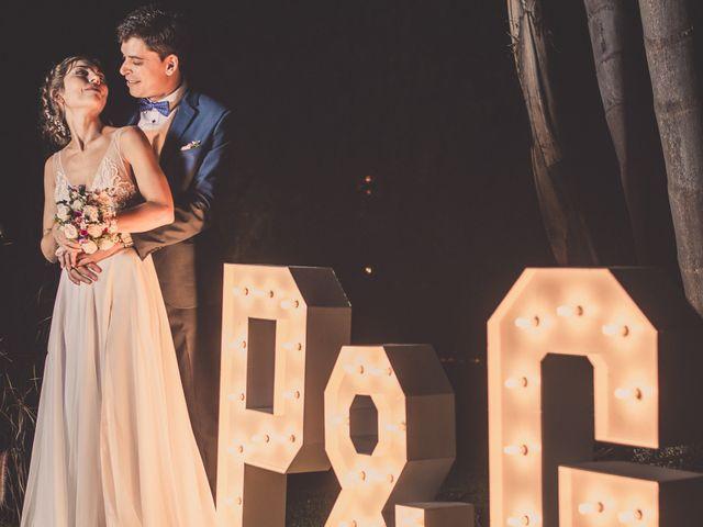 El casamiento de Paula y Gonza