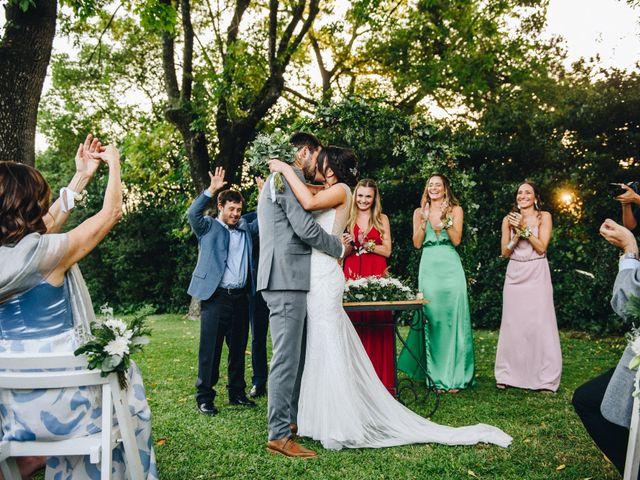 El casamiento de Sofa y Toni