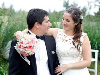 El casamiento de Belen y Matias