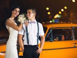 El casamiento de Analia y Rodrigo