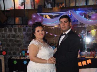 El casamiento de Florencia y Walter