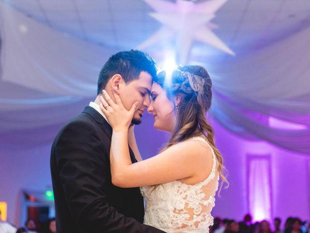 El casamiento de Paz y Teby