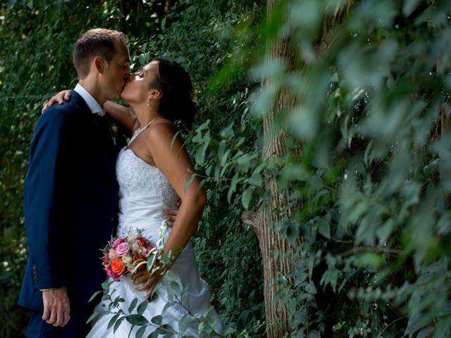 El casamiento de Daniela y Gabriel