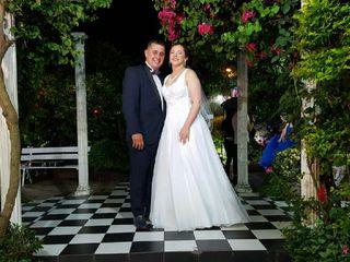 El casamiento de Vanina y Diego