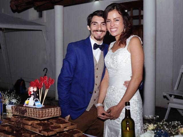 El casamiento de Christian y Paula