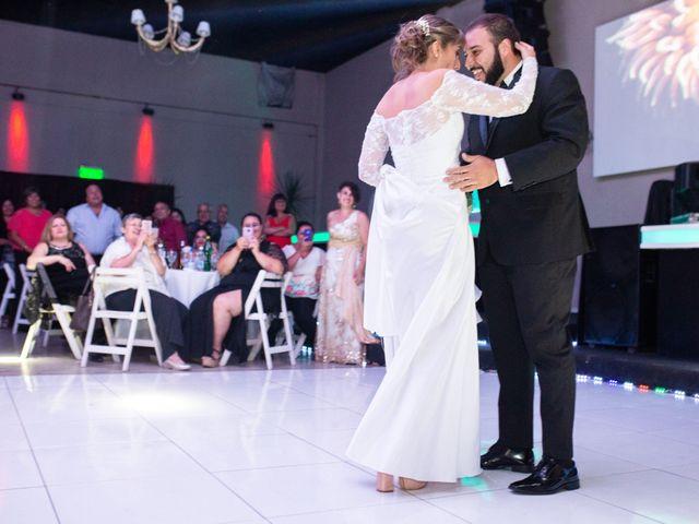 El casamiento de Agustina y Lucas