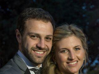 El casamiento de Magdalena y José
