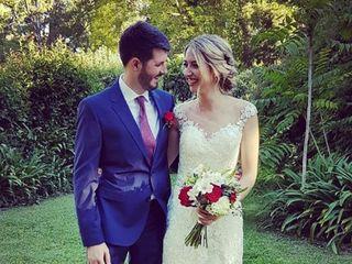 El casamiento de Annelies y Tomás 2