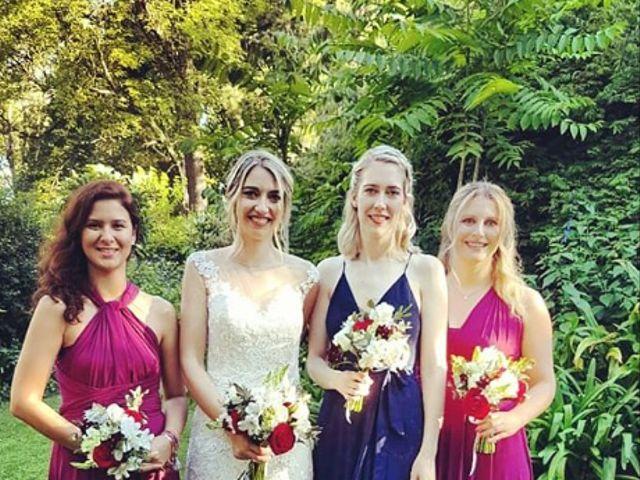 El casamiento de Tomás y Annelies en Estancia La Mimosa, Chubut 4