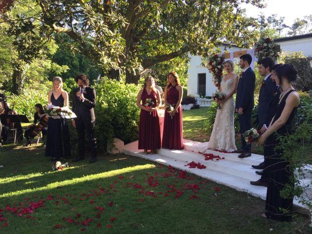 El casamiento de Tomás y Annelies en Estancia La Mimosa, Chubut 1