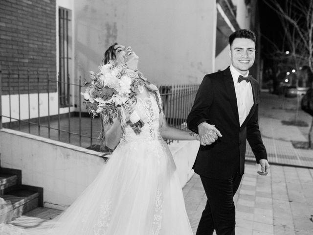 El casamiento de Agustina y Jeremias
