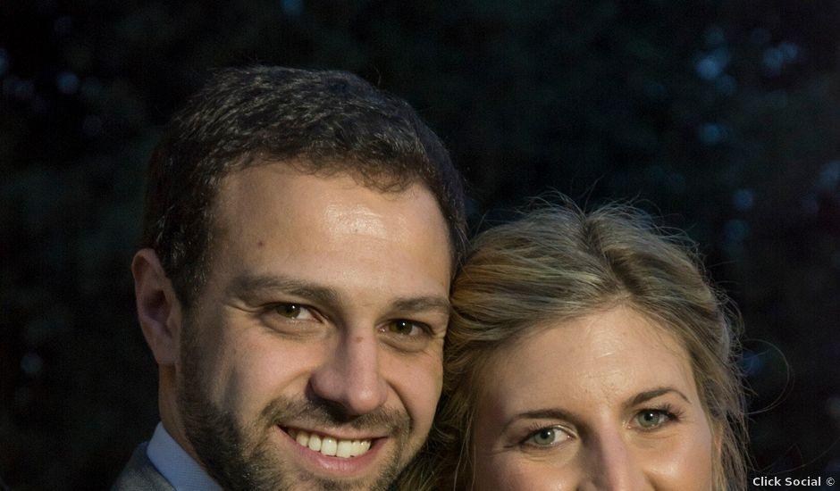 El casamiento de José y Magdalena en Coronel Brandsen, Buenos Aires