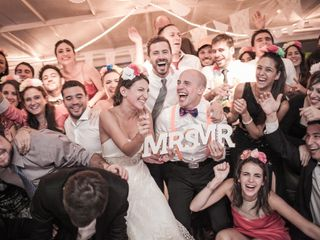 El casamiento de Jime y Nico 1
