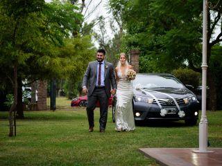 El casamiento de Agustín y Luciana en San Jerónimo Sur, Santa Fe 35