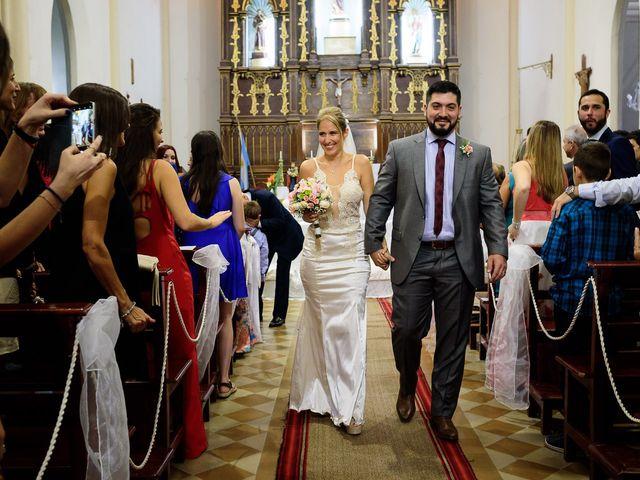 El casamiento de Agustín y Luciana en San Jerónimo Sur, Santa Fe 2