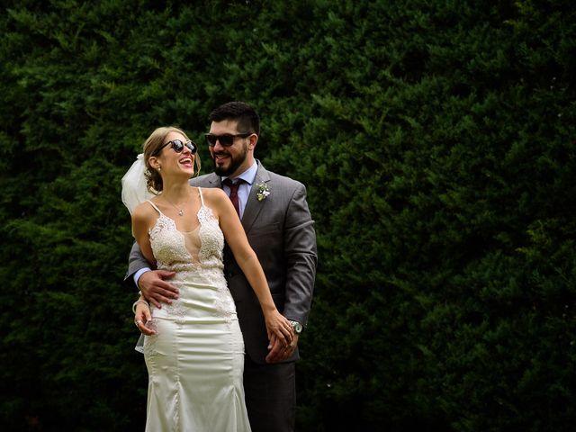 El casamiento de Luciana y Agustín