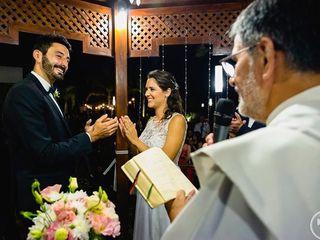 El casamiento de Yami y Mau 3