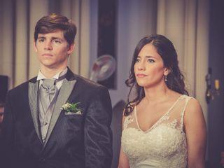 El casamiento de María Belén y Rafael
