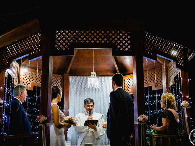 El casamiento de Yami y Mau