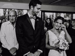 El casamiento de Ana y Fede
