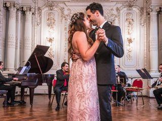 El casamiento de Tomas y Milena 1