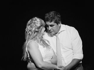 El casamiento de Majo y Dario