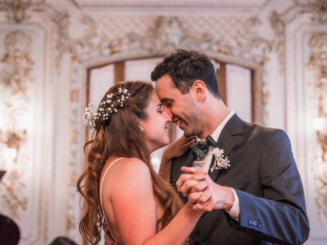 El casamiento de Tomas y Milena