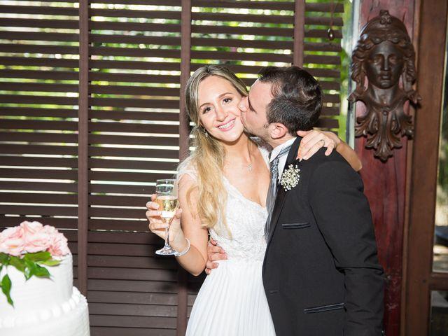 El casamiento de Eliana y Antonio