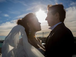 El casamiento de Naty y Joaquín