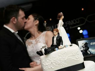 El casamiento de Carla y Sergio 1