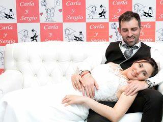 El casamiento de Carla y Sergio 2