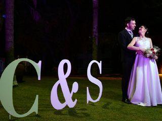 El casamiento de Carla y Sergio