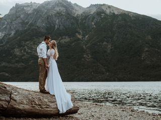 El casamiento de Melany y Julián