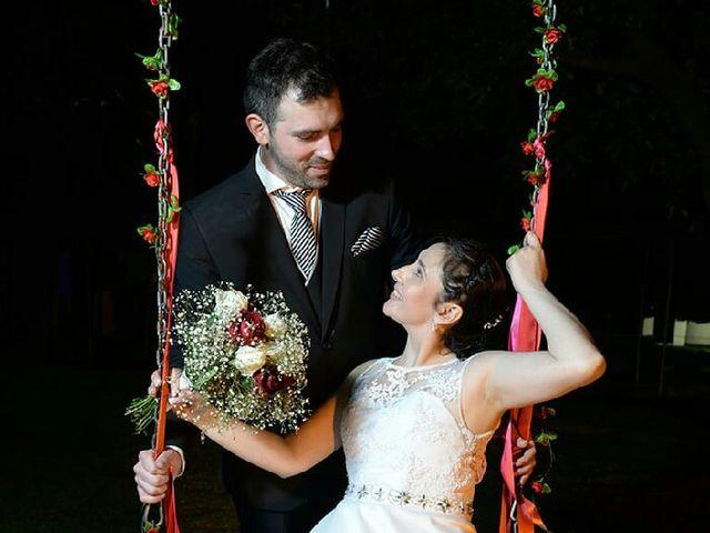 El casamiento de Sergio y Carla en Caballito, Capital Federal 1