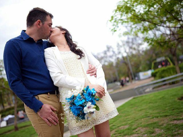 El casamiento de Sergio y Carla en Caballito, Capital Federal 7