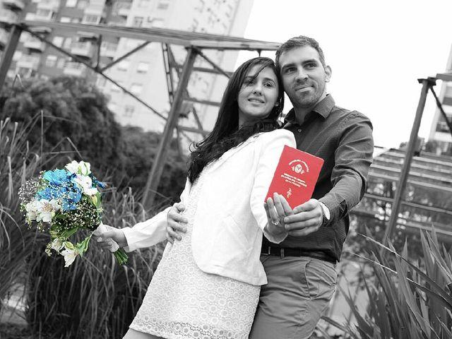 El casamiento de Sergio y Carla en Caballito, Capital Federal 8