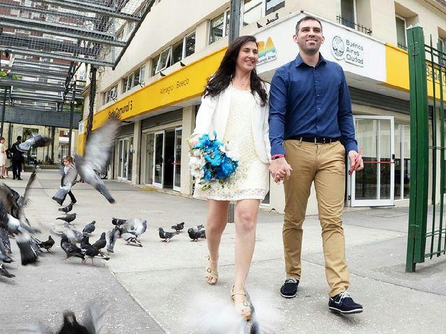 El casamiento de Sergio y Carla en Caballito, Capital Federal 10
