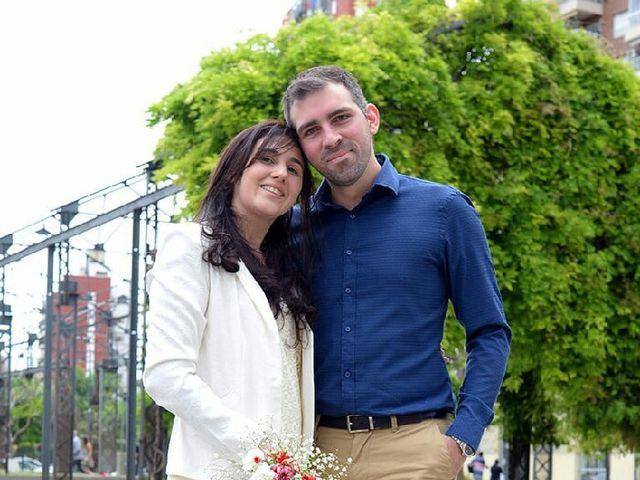 El casamiento de Sergio y Carla en Caballito, Capital Federal 12