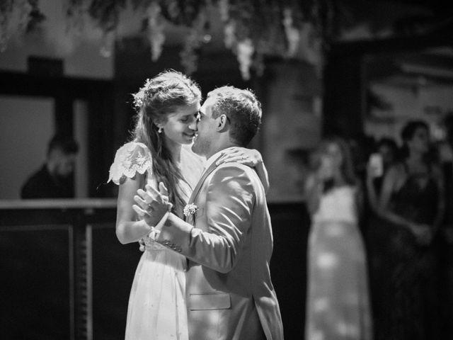 El casamiento de Josefina y Germán