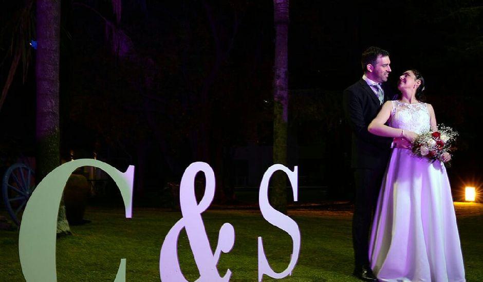 El casamiento de Sergio y Carla en Caballito, Capital Federal