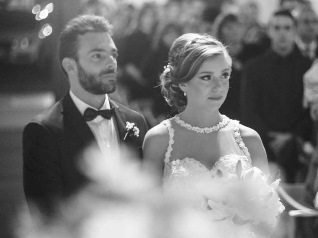 El casamiento de Juan Martin y Gisell
