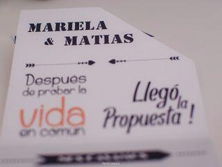 El casamiento de Mariela y Matías 1