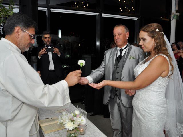 El casamiento de Marcela y Miguel