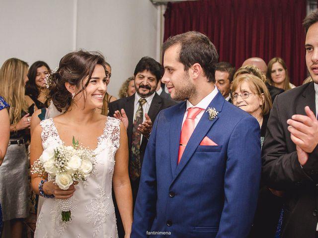 El casamiento de Matías y Mariela en Rio Cuarto, Córdoba 23
