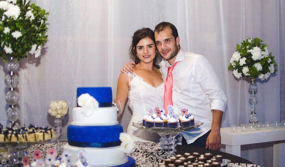 El casamiento de Matías y Mariela en Rio Cuarto, Córdoba